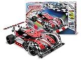 Meccano 886354 - Turbo Evolution Red