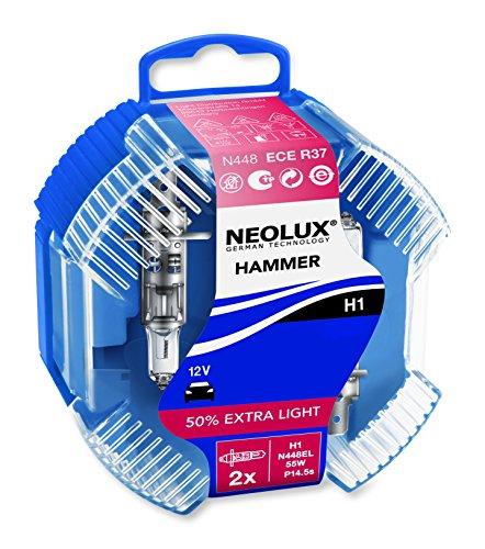 Preisvergleich Produktbild Autolampenbox Extra Light WH-H1,  12V,  55W,  P14, 5S