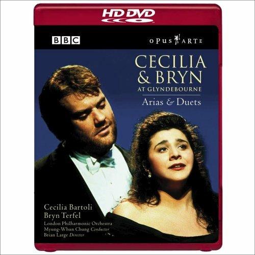 Cecilia & Bryn in Glyndebourne - Arias & Duets (Cecilia Bartoli & Bryn Terfel, Glyndebourne 1999)[HD DVD]