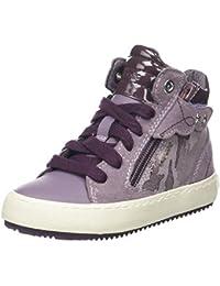 Geox Mädchen J Kalispera Girl D Hohe Sneaker
