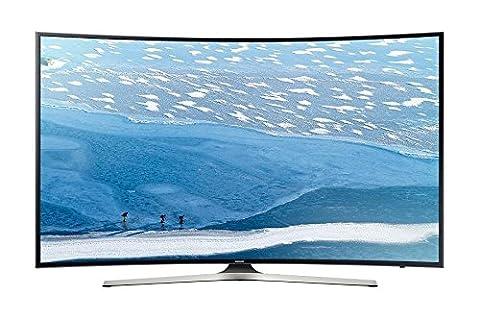 Samsung UE49KU6100WXXH Series 6 123 cm (49 Zoll) Curved Fernseher
