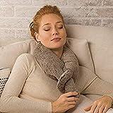 Best Brookstone Handheld Massagers - Brookstone Chinchilla: Nap Massaging Wrap Review