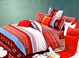 Portia king size bedsheet with 2 pillow ...