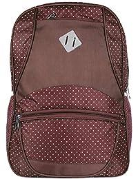RBRN School Bags 30 Ltrs Polka Dot Backpack for Kids Boys Girls 8-12 Years 731c081e675d8