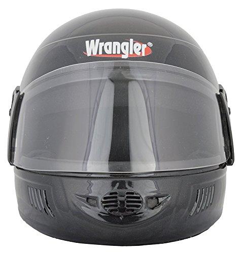 Wrangler Concept Full Face Helmet (Black, M)