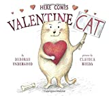 Here Comes Valentine Cat