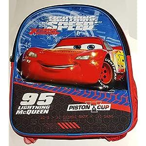 51OBqkx9olL. SS300  - Mochila Infantil de Cars