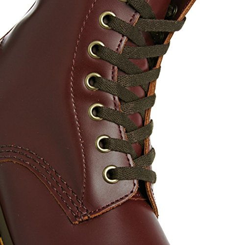 Dr. Martens - Pascal Vintage Smooth Oxblood, - Unisex - Adulto Bordeaux
