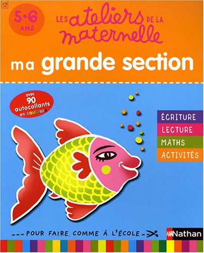 ATELIERS MATERNELLE GS