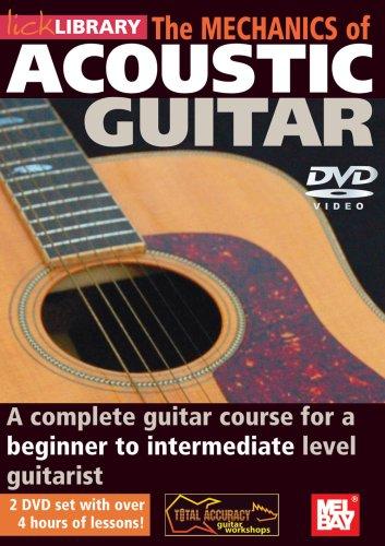 THE MECHANICS OF ACOUSTIC GUITAR REINO UNIDO DVD