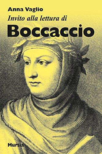 Invito alla lettura di Boccaccio