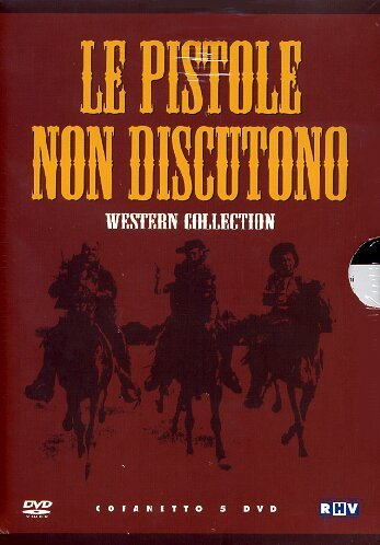 le-pistole-non-discutono-western-collection