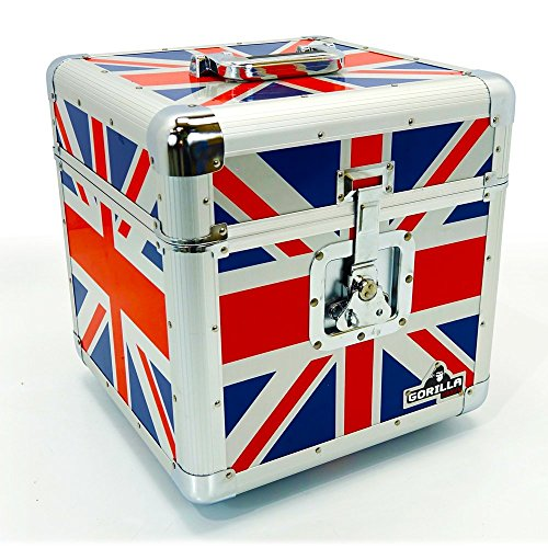 gorilla-12-lp-vinyl-record-storage-box-flight-carry-case-holds-100pcs-union-jack-includes-lifetime-w