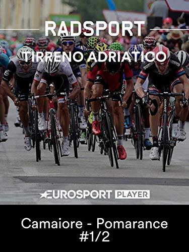 Radsport: 54. Fernfahrt Tirreno Adriatico 2019 in Italien - 2. Etappe