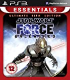 NEW & SEALED! Star Wars The Force Unleashed The Ultimate Sith Edition Sony PS3