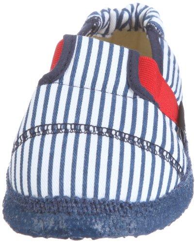 Nanga Sandburg 04-0067, Chaussons mixte enfant Bleu-TR-K2-53