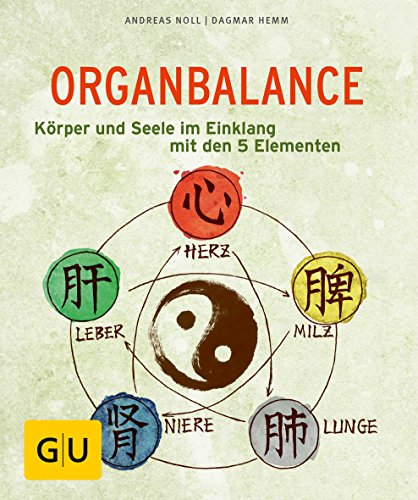 Organbalance: Körper und Seele im Einklang mit den 5 Elementen -