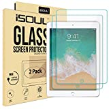 iSOUL [2 Pack] Screen Protector For Apple iPad Mini Screen Protector, Shatterproof Protection Tempered Glass Film For iPad Mini 2, iPad Mini 3 [3D Touch] [Ultra Strong] Apple Pencil Compatible 9H HD