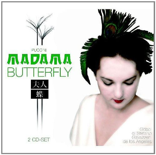 Giacomo Puccini: Madama Butterfly (Complete Recording)