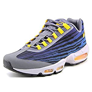 Nike Air Max 95 JCRD Blue Grey Mens Trainers Size 7 UK