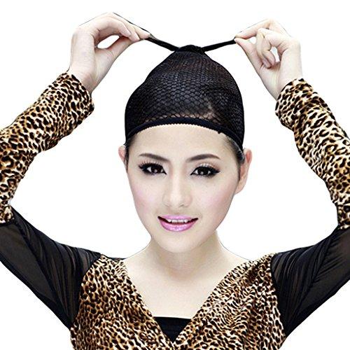 sharplace Netze zu Haar Mütze Hüte Cap de Perücke für Haarverlängerung, Perücke Kostüm (Kostüm Diy Et)