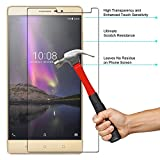 LENOVO PHAB 2 High DROP PROTECTION - SMOOTHEST Tempered Glass With Anti Fingerprint Coating (0.33 mm)
