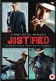 Justified - Season 1-4 [DVD + UV Copy] [2010]