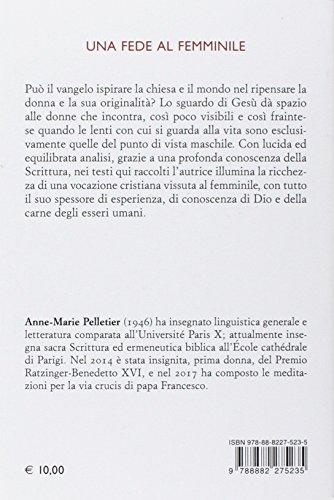 scaricare ebook gratis Una fede al femminile PDF Epub