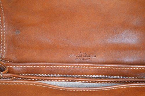 Bags & Arts, Borsa a tracolla donna marrone marrone