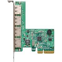 HighPoint Rocket 644L tarjeta y adaptador de interfaz Interno eSATA - Accesorio (PCIe, eSATA, Tamaño completo, 0, 1, JBOD, 0,6 Gbit/s, 106 mm)