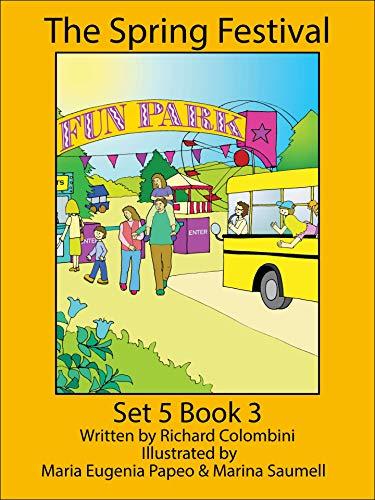 The Spring Festival: Preschool University Readers-Set 5 Book 3 (Preschool University Readers Set 5-Phonogram Words) (English Edition)