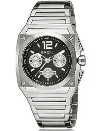 21d5713c1139 Breil TW0689 - Reloj analógico de cuarzo para hombre con correa de acero  inoxidable