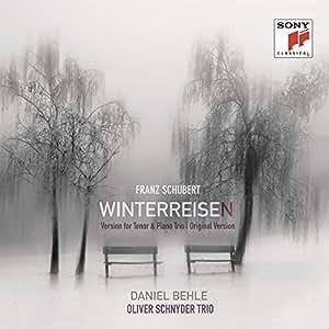 Winterreisen (Version for Tenor & Piano Trio / Original Version)