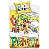 Paw Patrol paw173023C biancheria per Baby biancheria da letto 100x 135cm + 40x 60cm