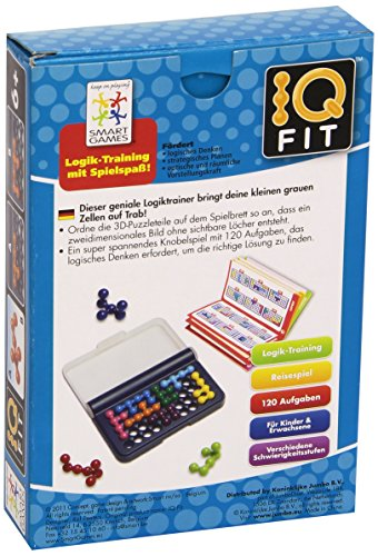 Jumbo-17726-Smartgames-IQ-Fit