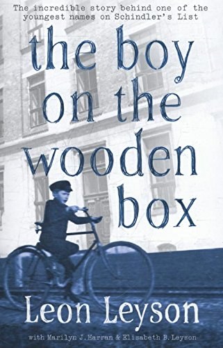 The boy on the wooden box : how the impossible became possible ... on Schindler's list