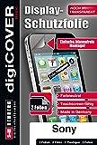 digiCOVER B3882 Basic Displayschutzfolie für Sony-Xperia Z3 -