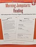 Morning Jumpstarts: Reading Grade 6