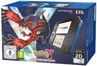Console Nintendo 2DS - noir & bleu + Pokémon Y - édition limitée (B00GTPPL2M)   Amazon price tracker / tracking, Amazon price history charts, Amazon price watches, Amazon price drop alerts