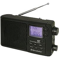 Roadstar TRA-2425PSW Radio portable Noir