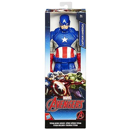 Marvel-Avengers-Figura-Capitn-Amrica-30-cm-Hasbro-B6153ES0