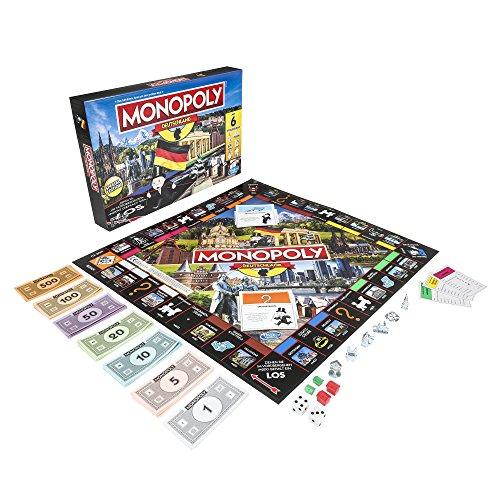 Hasbro Monopoly E1553100 Monopoly Deutschland, - Türkei Monopoly