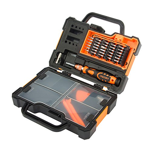 Vinabty Screwdriver Set with box,44 in 1 Accessory Screwdriver Tool Kit for Electronic Repair Samsung, PC, iPhone, Tablet, iPad - Tool Kit Pc