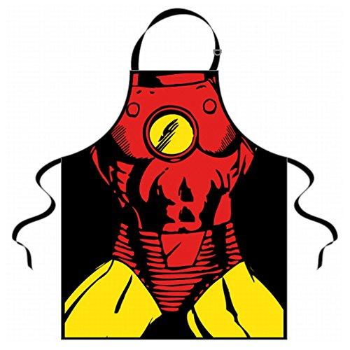 Iron Man Armor - delantal MK V barbacoa delantal
