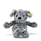 Steiff 083631 Soft Cuddly Friends Taffy Hund 20 cm Plüsch grau meliert