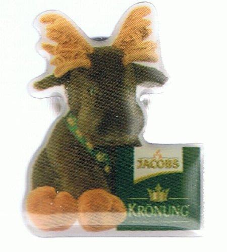 Preisvergleich Produktbild Jacobs - Krönung - Elch - Pin