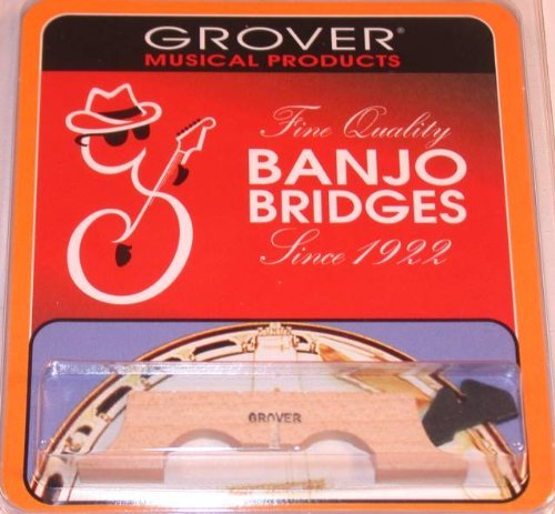 GROVER 5 5/8 Leader 5 5/8 Steg Banjo Tenor 5.625