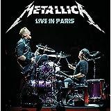 Metallica LIVE IN PARIS 2017 World Wired Tour 2CD set in cardbox