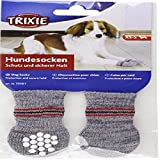 Trixie Anti-Rutsch-Hundesocken, Large-Extra Large