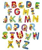Bieco Holz-Buchstaben Holz
